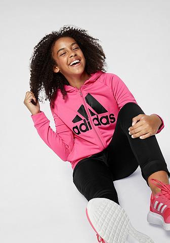 ADIDAS PERFORMANCE Sportinis kostiumas »YOUNG GIRLS HOOD ...