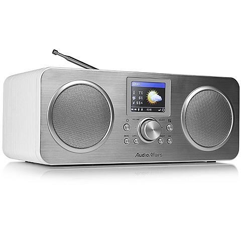 AUDIOAFFAIRS AA Stereo Wlan Internet-Radio DAB Radi...