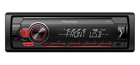 PIONEER_HIFI PIONEER 1-DIN Auto magnetola su UKW- r...