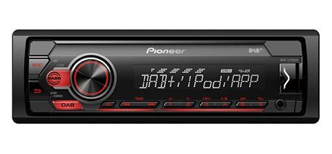 PIONEER_HIFI PIONEER 1-DIN Auto magnetola su DAB+ S...