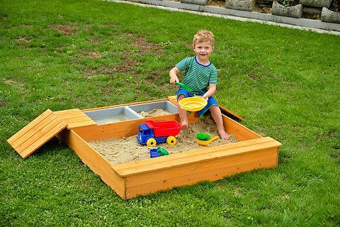GASPO Smėlio dėžė »Oswald« BxLxH: 121x125x17...