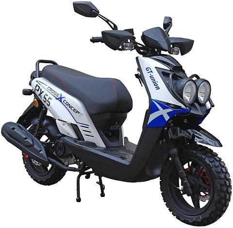 GT UNION Mofaroller »PX 55 Cross-Concept« 50 cc...