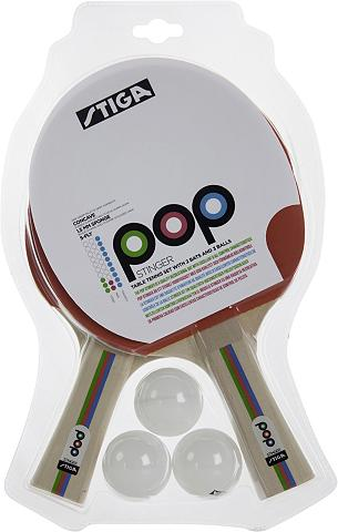 STIGA Rinkinys: stalo teniso raketė »Stinger...