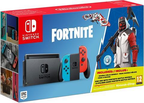 NINTENDO SWITCH Nintendo Šakotuvas 32 GB (Bundle ir Fo...