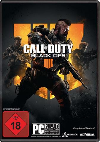 ACTIVISION Call of Duty: Black Ops 4 (Code in the...