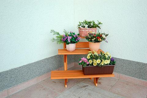 GASPO Gėlių lentynos kampinis elementas dėl ...