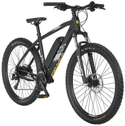 REX Elektrinis dviratis kalnų dviratis »Gr...