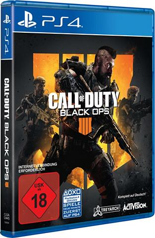 ACTIVISION Call of Duty: Black Ops 4 Play Stovas/...
