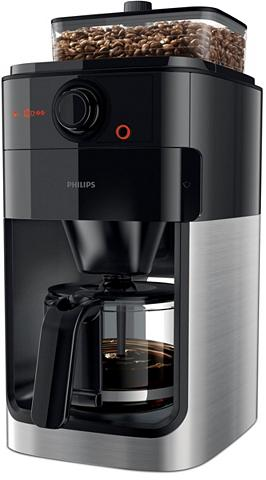 Philips Kaffeemaschine su Mahlwerk Grind & Bre...