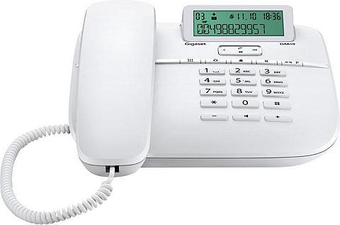 GIGASET »DA610« Festnetztelefon
