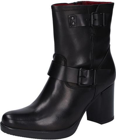 Tamaris »Leder« High-Heel-Stiefelette