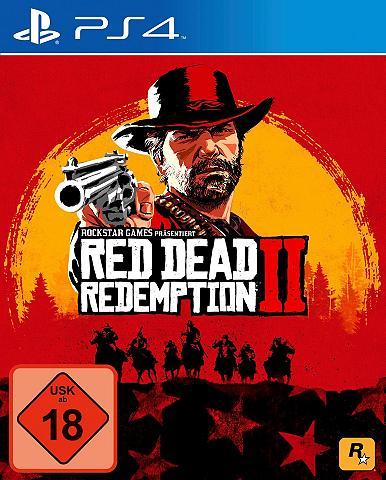 Rockstar Games Red Dead Redemption 2 PlayStation 4