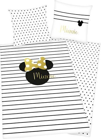 WALT DISNEY Patalynės užvalkalai »Minnie Mouse«
