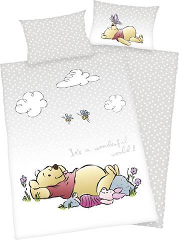 Walt Disney Babybettwäsche »Winnie the Pooh« su Ho...