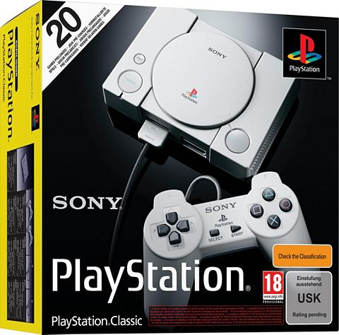 PLAYSTATION Classic (Classic ir 2 Controller)