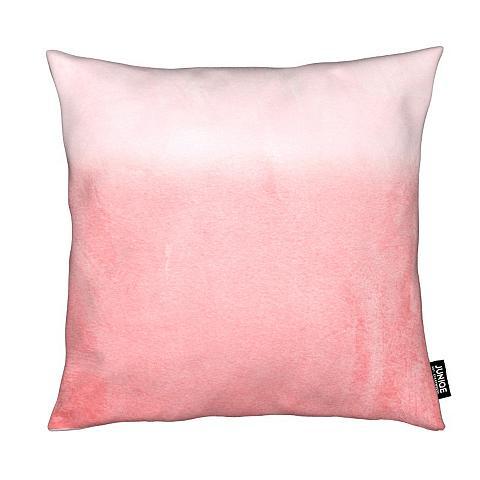 JUNIQE Dekoratyvinė pagalvėlė »Fading Coral«