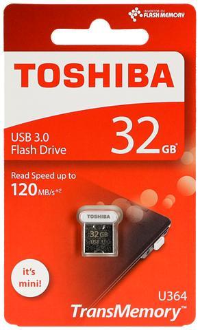 TOSHIBA USB laikmena »U364 USB laikmena 3.0 32...