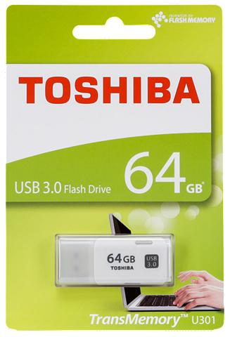 TOSHIBA USB laikmena »Hayabusa USB laikmena 3....