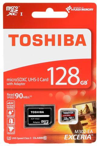 TOSHIBA Micro SDHC Atminties kortelė »micro SD...