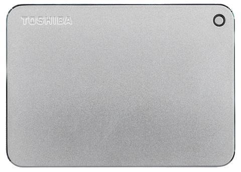 TOSHIBA Externe Kietas diskas »Canvio Premium ...