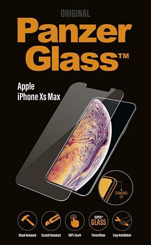 PANZERGLASS Folie »für Apple i Phone XS Max«