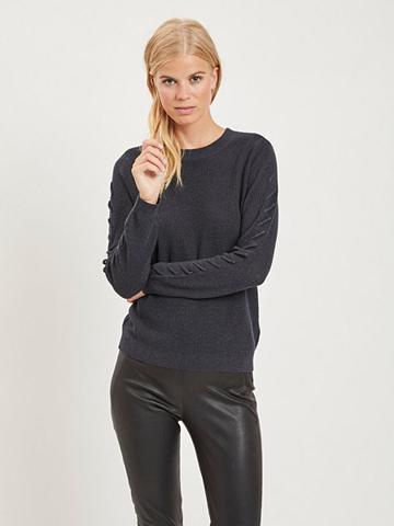 VILA Rückendetail- megztinis