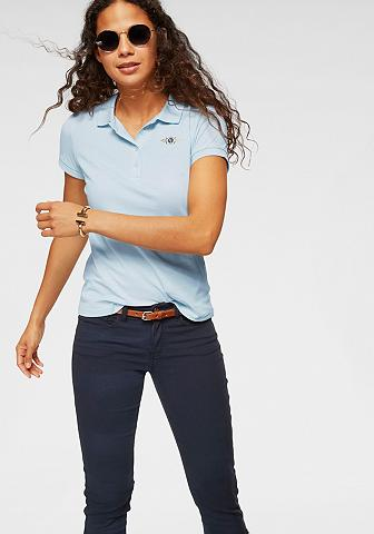 TOM TAILOR Polo Team Polo marškinėliai su Logodruck ant Bru...