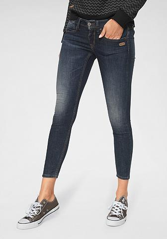 GANG Skinny-fit-Jeans »Faye« im Flanking-St...