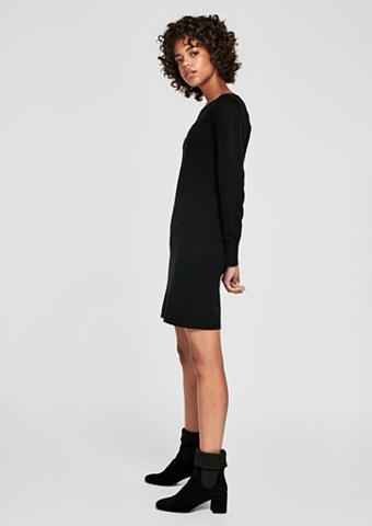 Q/S DESIGNED BY Pabrėžiantis kūno formas suknelė