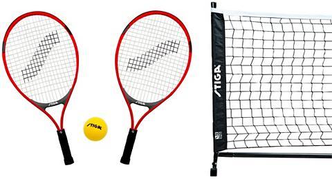 STIGA Mini Tennis-Set ir 2 Schläger Minkštas...