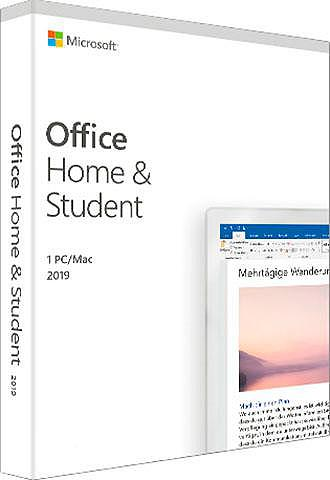 Microsoft Office Home & Student 2019 (Officeprog...