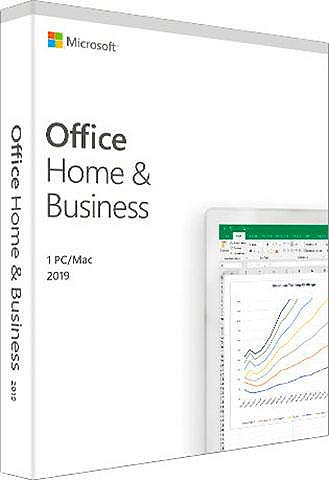 Microsoft Vollversion Office Home & Business 201...