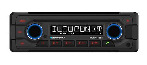 BLAUPUNKT Heavy Duty Media Imtuvas su BLUETOOTH®...