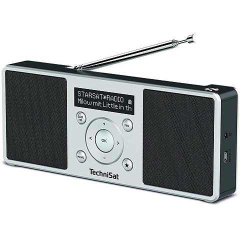 TechniSat Portables DAB+/UKW Skaitmeninis radijo...