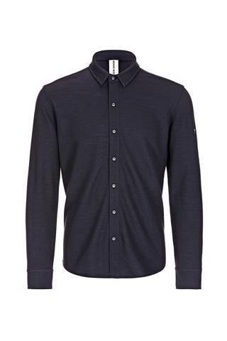 SUPER.NATURAL Marškiniai »M PIQUET SHIRT«