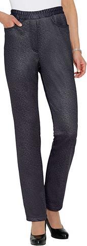 CLASSIC BASICS Kelnės su pamušalu in kokybiškas audin...