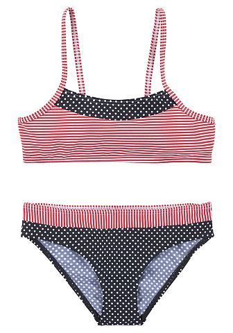 S.OLIVER BEACHWEAR S.Oliver Paplūdimio bikini maudymosi k...
