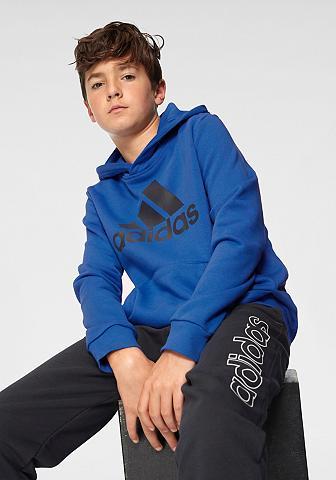 ADIDAS PERFORMANCE Sportinis megztinis su gobtuvu »YOUNG ...