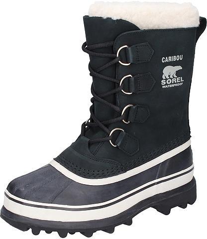 Sorel »Lederimitat/Textil« Snowboots