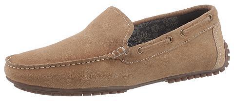 PETROLIO Slipper in Mokasinų tipo batai imitaci...