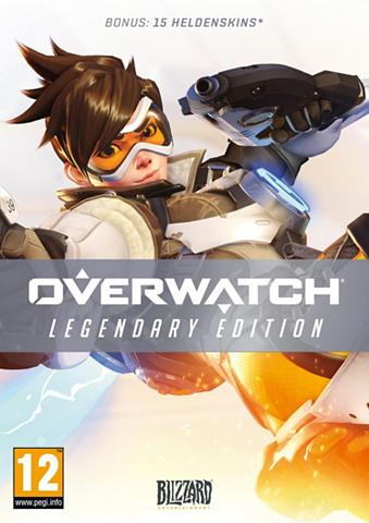 ACTIVISION Overwatch Legendary Edition PC