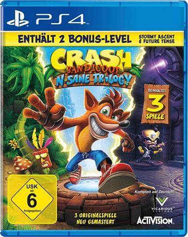 Activision Crash Bandicoot PlayStation 4