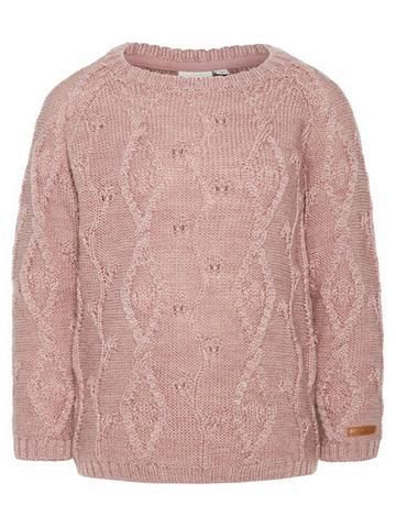 NAME IT Trikotažinis Woll megztinis