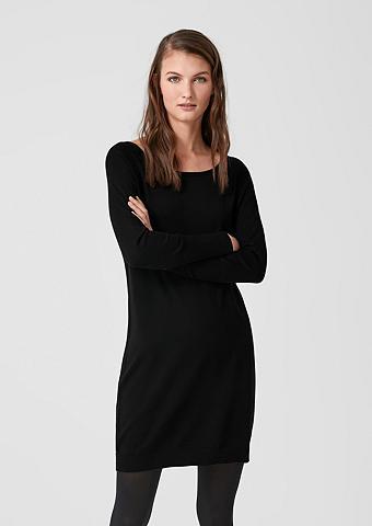 S.OLIVER RED LABEL Suknelė iš softem Feinstrick