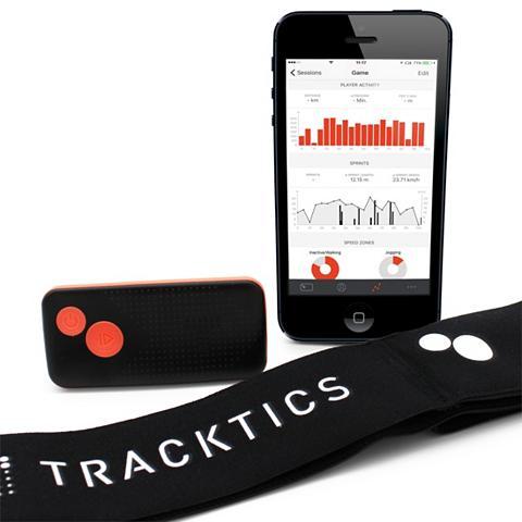 TRACKTICS Korsetas »Gps futbolo kamuolys Tracker...