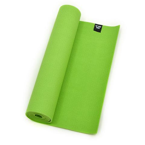ZenPower Yogamatte »We Love Yoga 183x60x06 cm«
