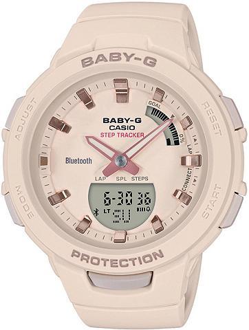 CASIO BABY-G BSA-B100-4A1ER Išmanus laikrodis