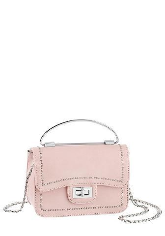 LAURA SCOTT Mini Krepšys su reguliuojama ilga rank...