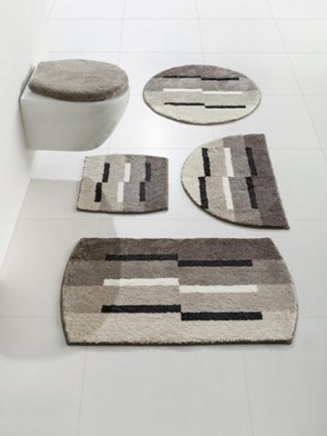 GRUND Vonios kilimėlis su modernen Streifen
