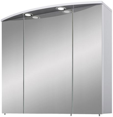 SCHILDMEYER Spintelė su veidrodžiu »Verona LED« pl...